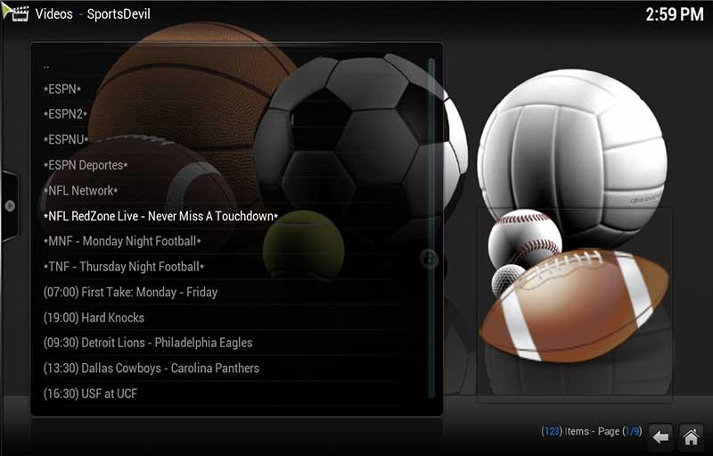 NFL-Redzone-Free-Stream-Kodi