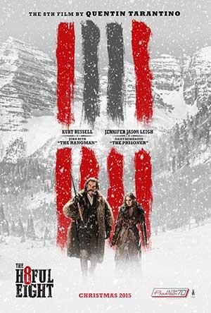 Watch Hateful Eight Online Movie HD Free With Kodi