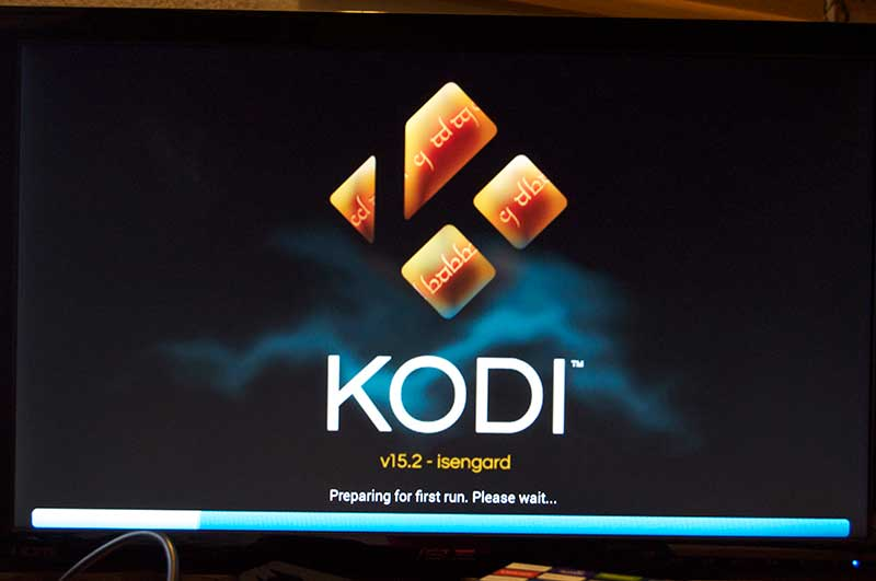 Kodi is now installed on your amazon fire tv or tv stick to launch it