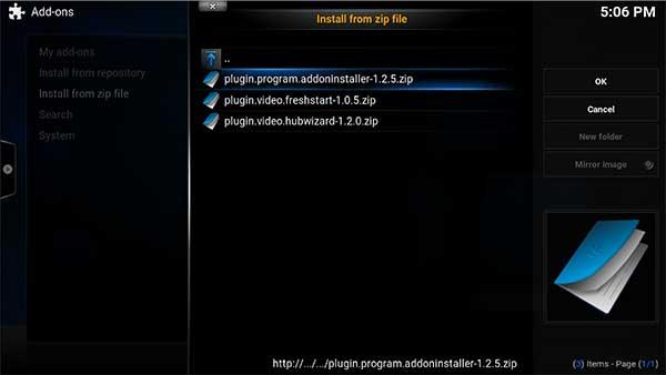 fusion-program-installer