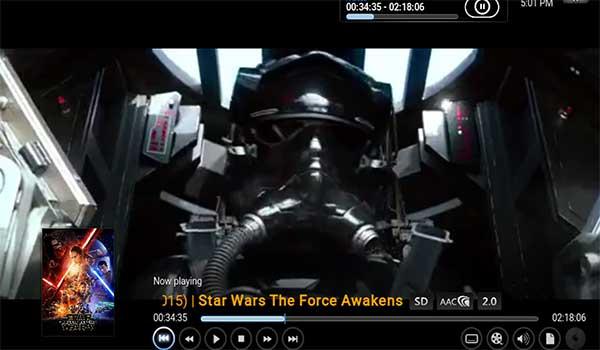 Stream Star Wars Force Awakens on Kodi With 1 Channel