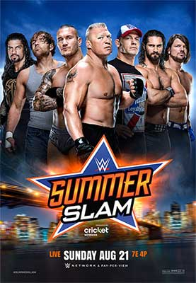 Watch WWE SummerSlam 2016 Online Free With Kodi Lesnar Rousey