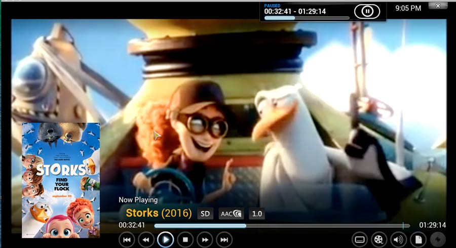 kodi watch storks full movie online
