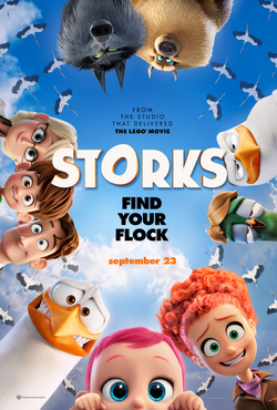 Watch Storks Full Movie Online Free With Kodi 2016