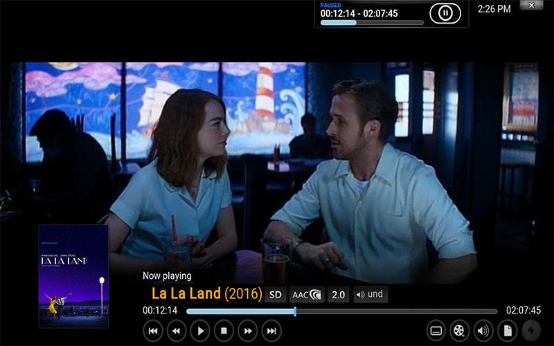 La La Land Streaming