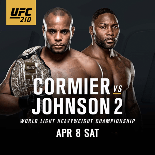 UFC 210 Stream Live on Kodi Free Cormier Johnson 2