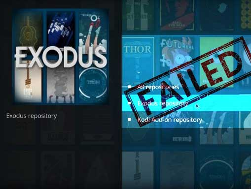 Failed to Install a Dependency Kodi 17 Krypton 1Channel Exodus — How To Easy