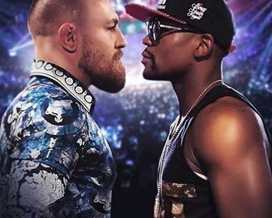 Stream Online Free Floyd Mayweather vs Conor McGregor Live on Kodi Boxing