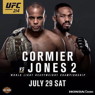 Stream UFC 214 Cormier vs Jones 2 Free Kodi Mobdro