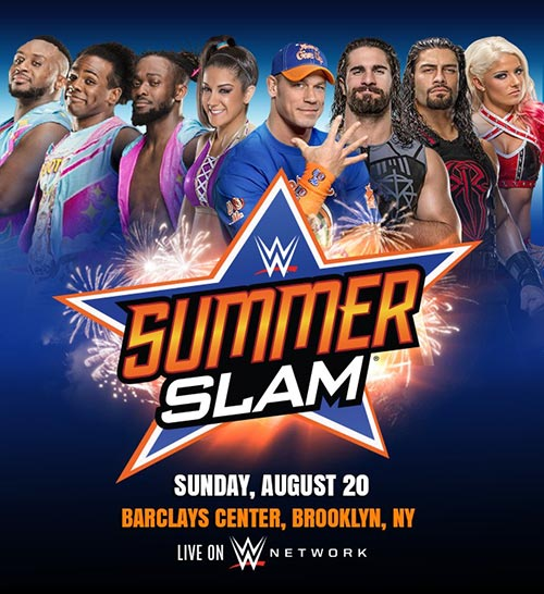 Watch WWE SummerSlam 2017 Live and Free on Kodi Firestick