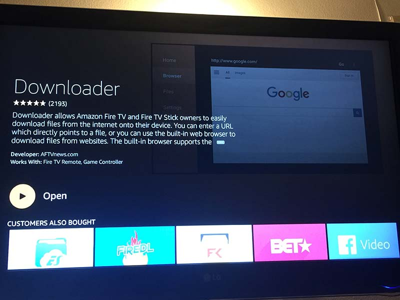 Install Downloader App For Fire Stick Hack