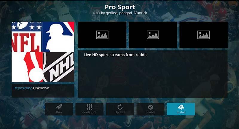 Pro-Sport-Install