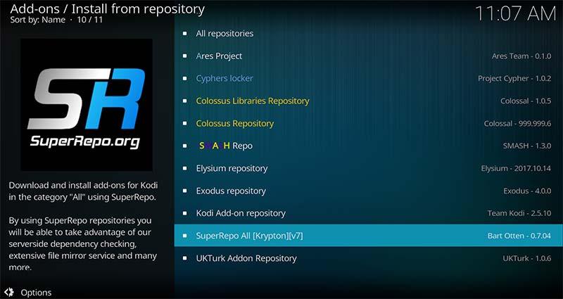 Superrepo-install-repository