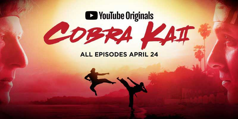 Watch Cobra Kai Free on Kodi Torrents Youtube