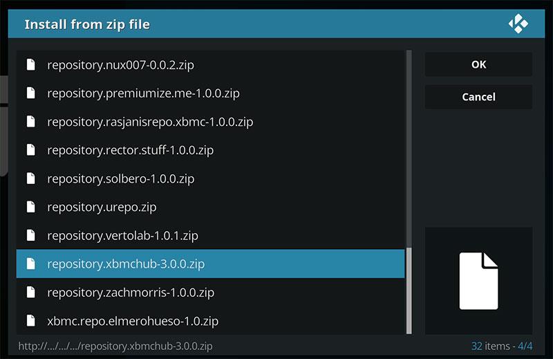 repository-xbmc-hub-github-browser