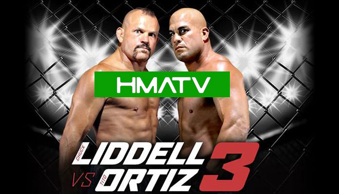 Stream Chuck Liddell vs Tito Ortiz 3 Free on Kodi Watch Live