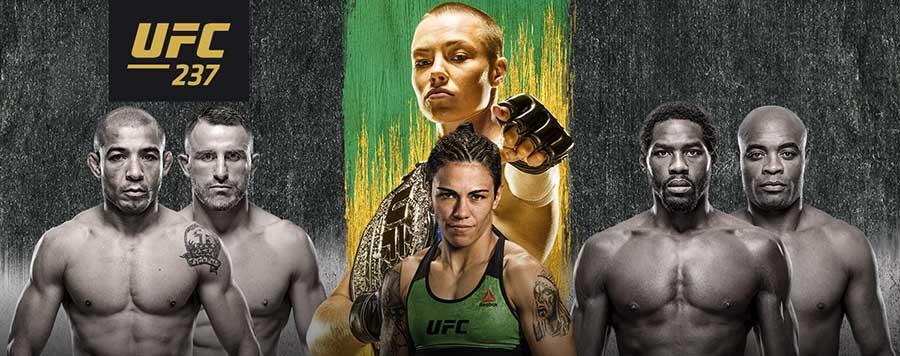 Stream for Free UFC 237 PPV Namajunas vs Andrade and Connonier vs Silva on Kodi Firestick