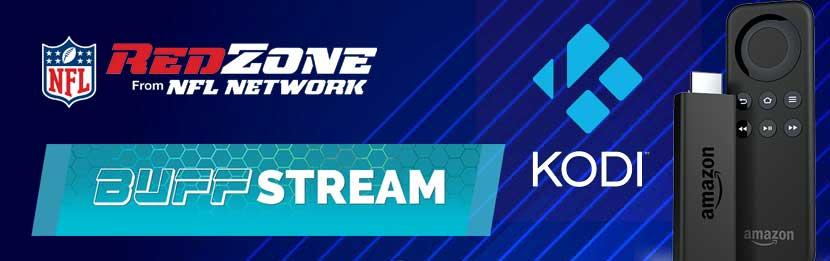 Watch NFL Redzone Stream Free Online With Kodi and Buffstreams