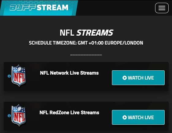Buffstream NFL Firestick Hack
