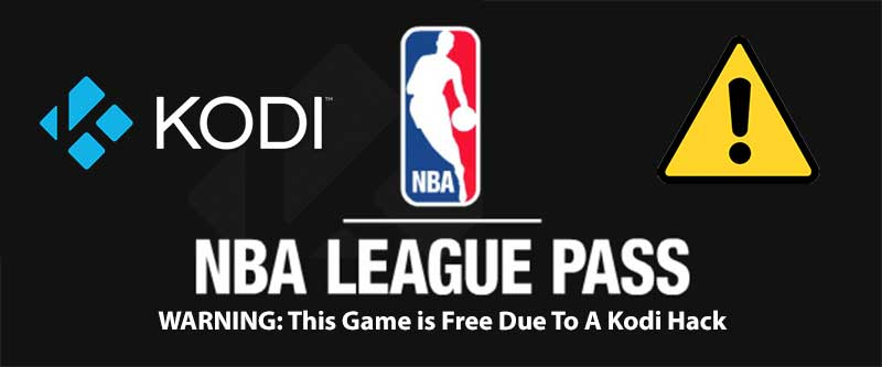 NBA live stream League Pass free on Kodi