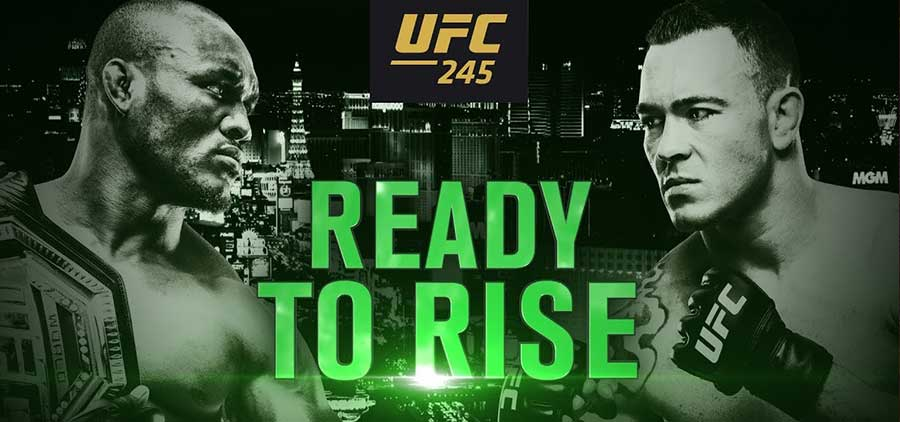 Watch Pay Per View Stream UFC 245 Fight Tonight Live For Free