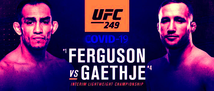 Watch Pay Per View Stream UFC 249 Fight Tonight Live For Free