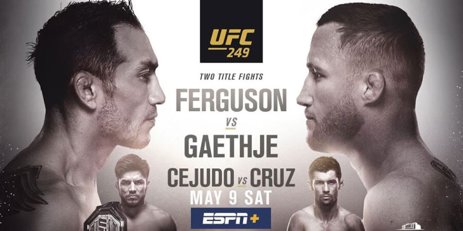 How to Watch UFC 249 Ferguson vs Gaethje and Cejudo vs Cruz Fight Free on Kodi Firestick