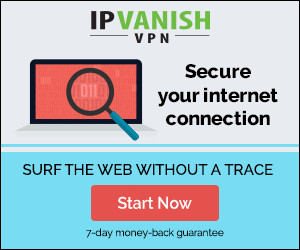 Secure your internet connection with a VPN